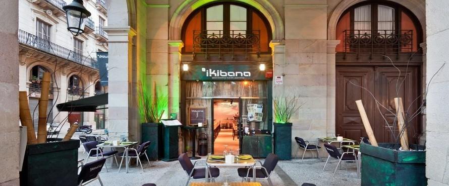 Ikibana restaurante