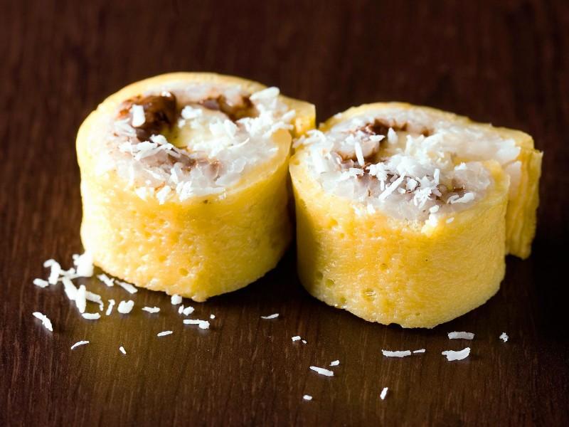 Makis de Nutella
