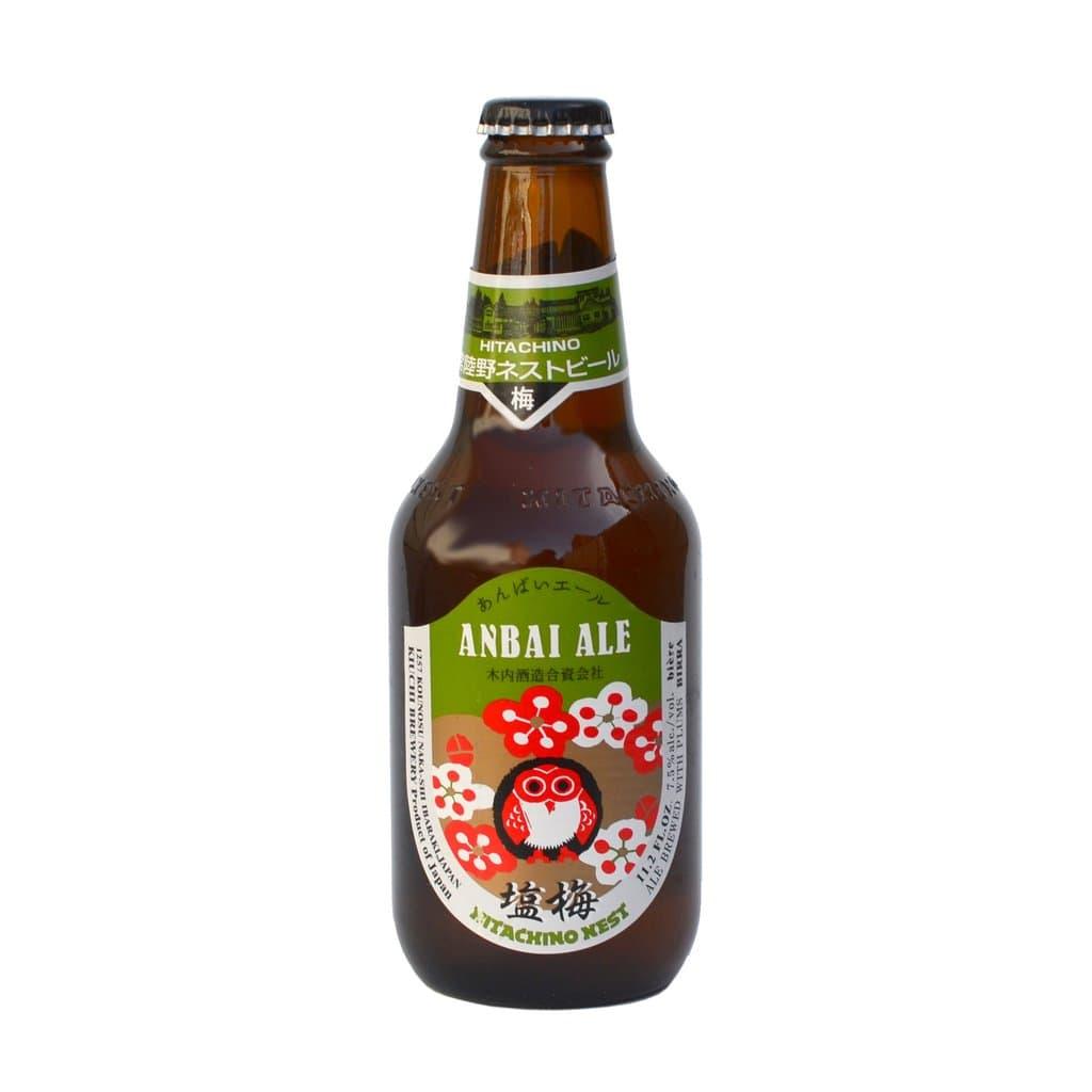 Hitachino Anbai Ale cerveza japonesa