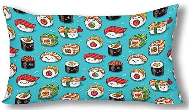 Regalar almohada de sushi