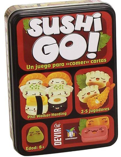 Regalar juego Sushi GO