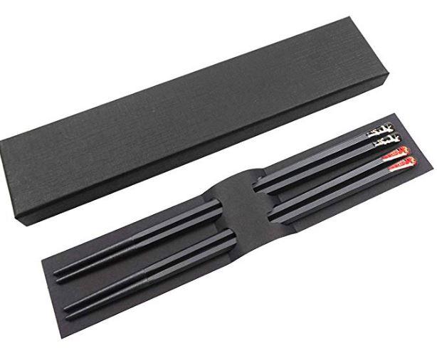Regalar palillos para sushi