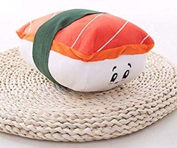 Regalar peluche sushi