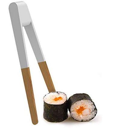 Regalar pinzas para sushi