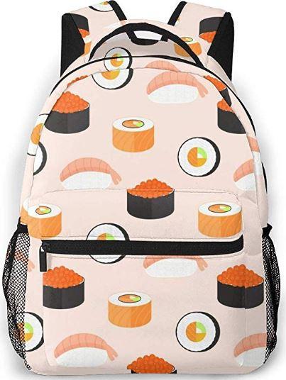 Regalar sushi mochila
