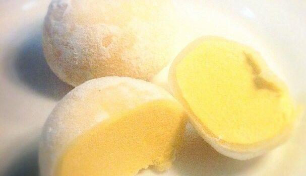 Mochi de mango