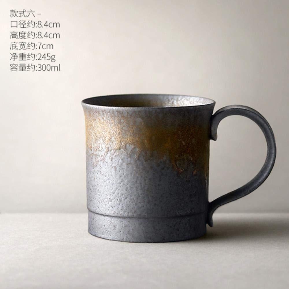 Taza de hierro para café japonés