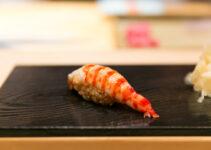 Ebi sushi ingredientes