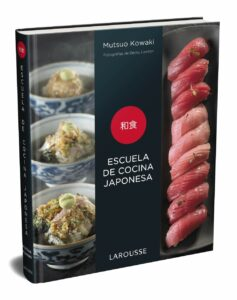 Escuela cocina japonesa
