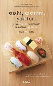 Sushi, sashimi yakitori