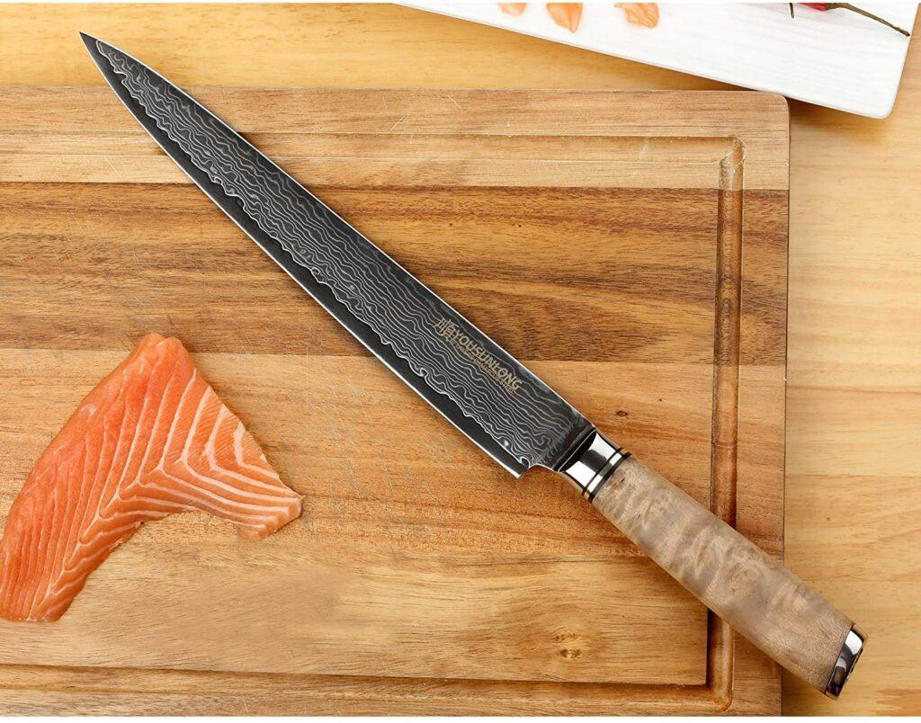 Cuchillo sushi calidad suprema